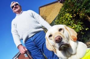 Charity fun day hopes to show what life is like when you suffer sight loss