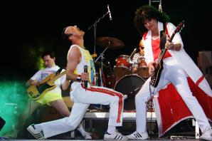 Take a trip down memory lane with Queen tribute act at Civic